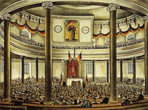 Zeitgenössige_Lithografie_der_Nationalversammlung_in_der_Paulskirche