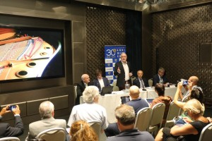 ryanair conferenza stampa milano gallia